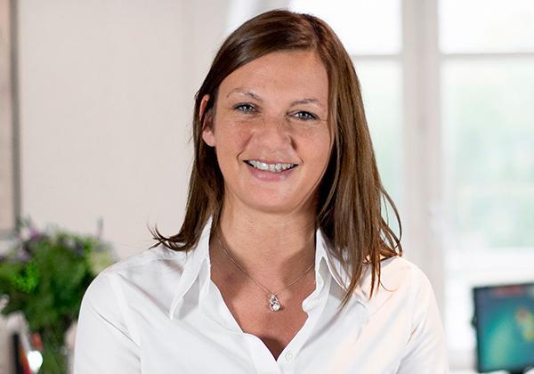 Frau Winklhofer unterstützt das Anwaltsteam in Passau.