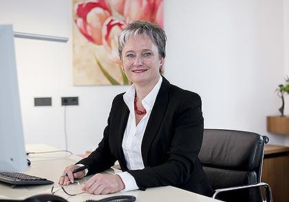 Gabriele Greiner-Zimmermann vertritt Sie in Sachen Strafrecht