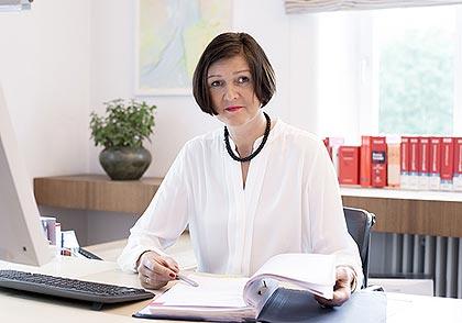 Annette Heindörfer vertritt Sie in Sachen Verkehrsrecht